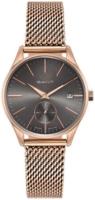 Gant 99999 Naisten kello GT067004 Harmaa/Punakultasävyinen Ø36 mm