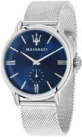 Maserati Epoca Miesten kello R8853118006 Sininen/Teräs Ø42 mm