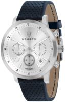 Maserati Granturismo Miesten kello R8871134004 Hopea/Nahka Ø44 mm