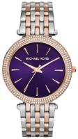 Michael Kors Darci Naisten kello MK3353 Violetti/Punakultasävyinen