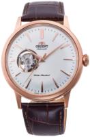 Orient Classic Miesten kello RA-AG0001S10B Valkoinen/Nahka Ø41 mm