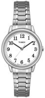 Timex Easy Reader Naisten kello TW2P78500 Valkoinen/Teräs Ø30 mm