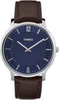 Timex 99999 Miesten kello TW2R49900 Sininen/Nahka Ø40 mm