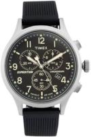Timex 99999 Miesten kello TW2R56100 Musta/Kumi Ø42 mm