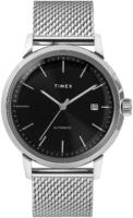 Timex 99999 Miesten kello TW2T22900 Musta/Teräs Ø40 mm