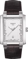 Tissot T-Trend Miesten kello T061.510.16.031.00 Hopea/Nahka Ø35 mm