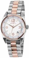 Breil Master Naisten kello TW1414 Valkoinen/Punakultasävyinen Ø35 mm