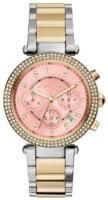 Michael Kors Parker Naisten kello MK6140 Pinkki/Kullansävytetty