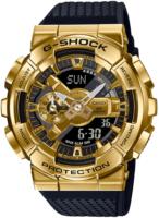Casio G-Shock Miesten kello GM-110G-1A9ER LCD/Muovi Ø49 mm