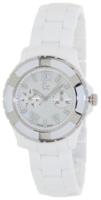 Guess 99999 Naisten kello X69001L1S Valkoinen/Keraaminen Ø36 mm