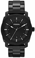 Fossil Machine Miesten kello FS4775IE Musta/Teräs Ø42 mm