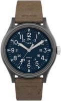 Timex 99999 Miesten kello TW2T68200D7 Sininen/Nahka Ø40 mm