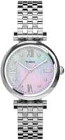Timex 99999 Naisten kello TW2T78700 Monivärinen/Teräs Ø28 mm