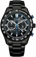 Citizen Chrono Sport Miesten kello CA4485-85E Musta/Teräs Ø43 mm