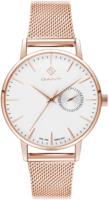Gant Park Hill Naisten kello G106008 Valkoinen/Punakultasävyinen